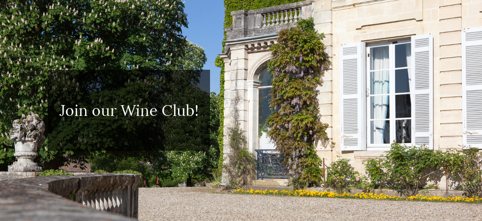 Join our Wine Club !